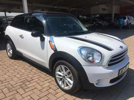 2013 Mini Cooper Paceman Only 22 000km
