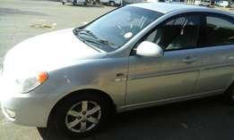 2009 Hyundai Accent 1.6 For R60000