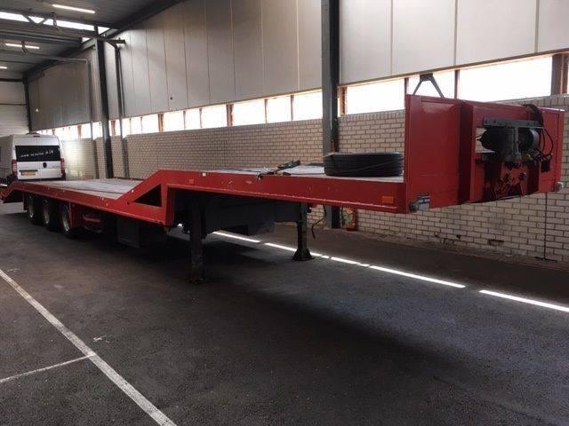 Viberte truck/machine/landbouw transporter - 1990