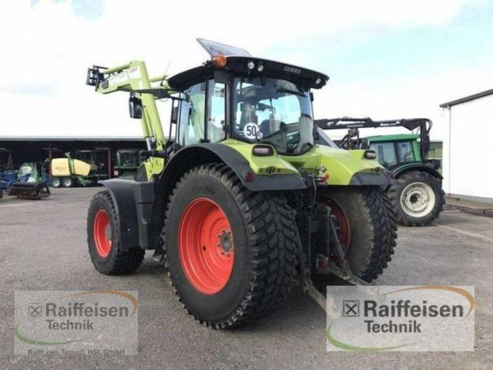 Claas arion 650 - 2015 - image 15