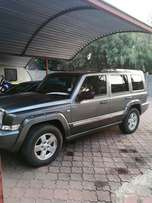 Jeep Commander 5,7L Hemi.Limeted