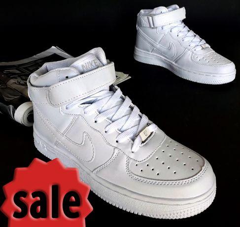 0c8f809e0809 Акция!!Кроссовки Nike Air Force ! Найк Аир Форс черные , белые  599 ...