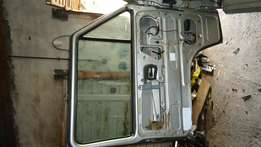 Microbus Front Doors Each with electric windows and central locking