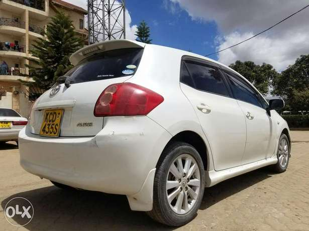 Toyota Auris 2008 model in good condition, buy and drive Embakasi - image 4