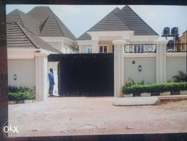 A brand new duplex in the heart of Enugu for sale Enugu - image 1