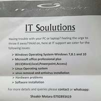 IT Solutions for students