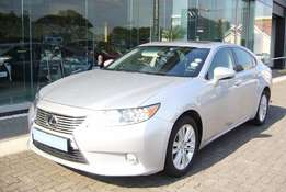 2015 LEXUS ES 250, Silver with 11500km
