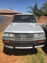 Ssangyong Musso body...for parts