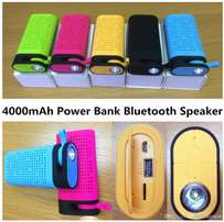 Dynamic Bluetooth Speaker with Powerbank and flashlight - XtraTech Acc
