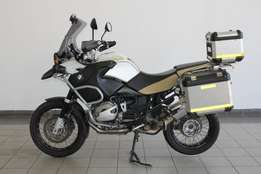 BMW R1200GS Adv 2012 in mint condition with exstras fitted