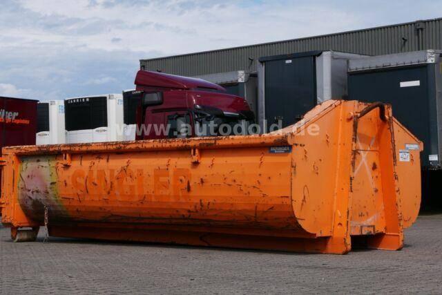 Beringer BAC Container Schwingturen 12 m? - 2011