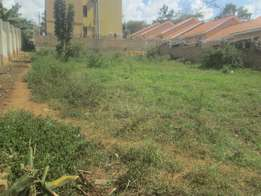 Must see 50 by 100 ft plot in Naalya at 55m