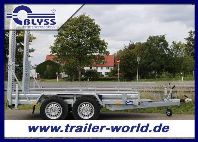 Blyss Maschinentransporter Anhänger 3,5t 350x180x20cm