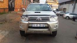 2006 Toyota Fortuner 3.0 D4D 4X4 Available for Sale