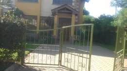 4 br maisonette with sq to let in syokimau for 55k service charge incl