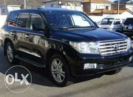2010 Landcruiser V8 Diesel Engine