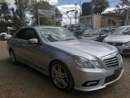 Mercedes Benz E350 AMG, 2010 Make, Extremely Clean With Leather