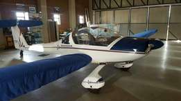 Hoffman Dimona Motorized Glider for Sale