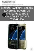 Samsung Keyboard Cover For S7 Edge