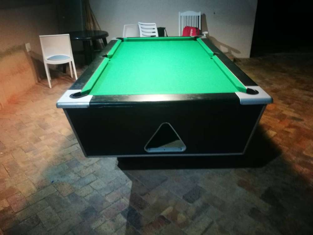 Terrific Pool Table In Western Cape Olx South Africa Interior Design Ideas Inamawefileorg