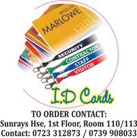 I.D Cards for Students, Membership, Employees