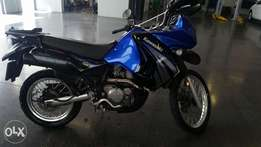 kawasaki klr 650 running condition and roadworthy up to date !!.