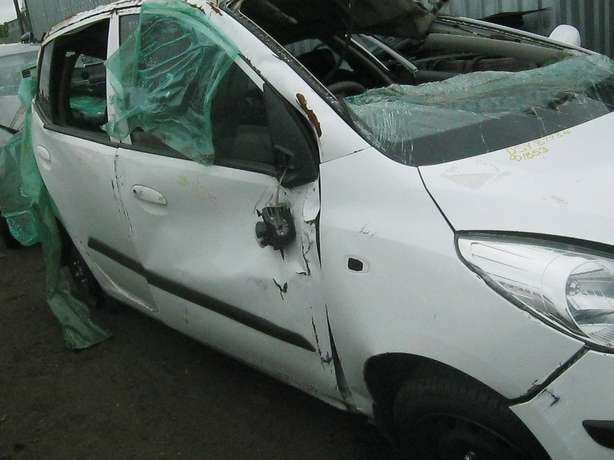 2009 HYUNDAI I10 GLS 1.2 Stripping for spares Newcastle - image 3