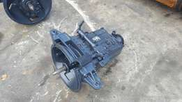 ZF S6-36 gearbox