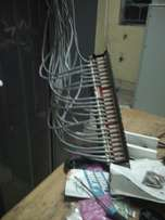 Ethernet cables Terminations