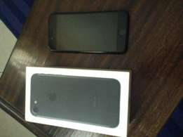 IPhone 7 128 Gb Matte black brand new with free cover