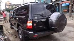 2007 Company Used Land Cruiser