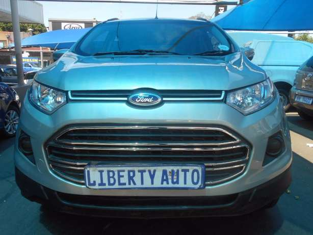 2015 Ford EcoSport 1.5 TDCi Trend 21,019km SUV Turbo Charger, Manual G Johannesburg CBD - image 3
