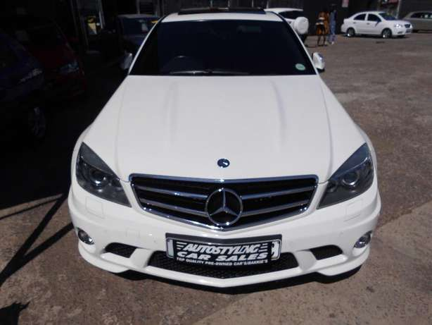 Autostyling Car Sales-EL-08 Merc C63 AMG Performance Pack,375kW,Immac East London - image 2