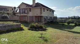 Newly built six bedroomed mansion in a half hectare land in Karen