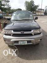 2002 Toyota 4Runner Up 4Sale Good Rates