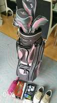 Fx ladies golf set