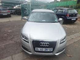 Audi A3 1.8T hatchback cars for sale in South Africa