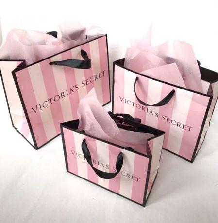 504bffd9d75b6 Бумажный пакет Victoria's Secret виктория сикрет Харьков - изображение 1
