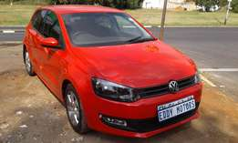 2011 model Vw Polo 6 1.6 Comfortline for sale