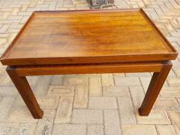 Coffee table (vintage) probably 1960's