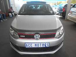 2012 Polo 6 1.6 for sale R190 000