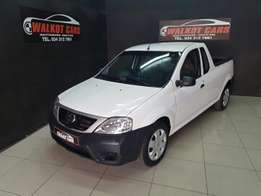2013 Nissan NP200 1.6 A/C Safety Pack P/U S/C
