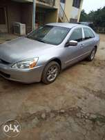 Clean Reg Honda Accord 2005