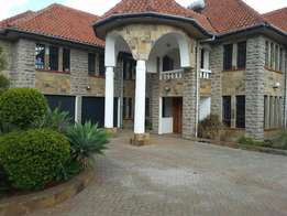 Tenasol property agency A 5bedrom Mansionatte 4 sale in karen kcb area