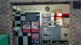 For Sale - Takeway / Superette Montford Chatsworth