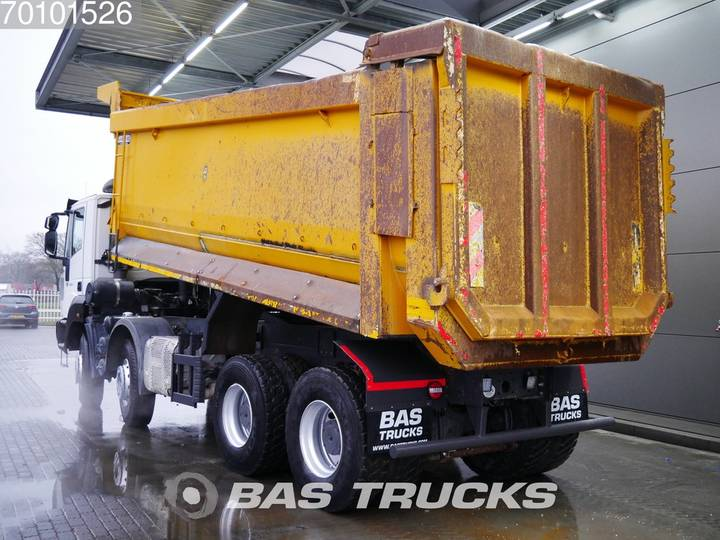 Iveco Astra HD9 84.50 8X4 27m3 Big-Axle Steelsuspension Euro 6 - 2017 - image 2