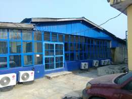 Lovely Functional Church Space to let Off Allen Avenue - N2.5m