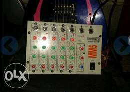 Mixer mm5
