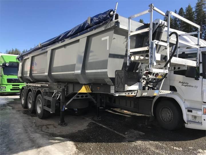 Schmitz Cargobull Cargobull 3 Aks. Kippiperävaunu - 2019