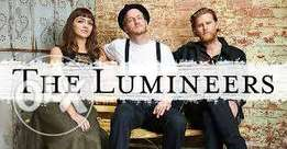 Lumineers single ticket for sale